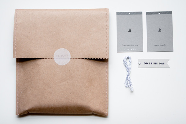 one fine dae: packaging and branding