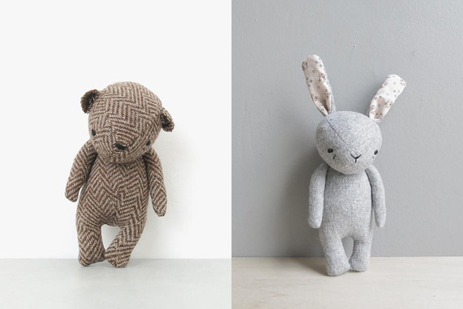 one fine dae: the bear and the bunny