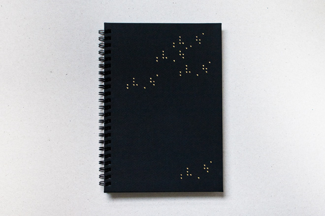 one fine dae: isosceli notebook